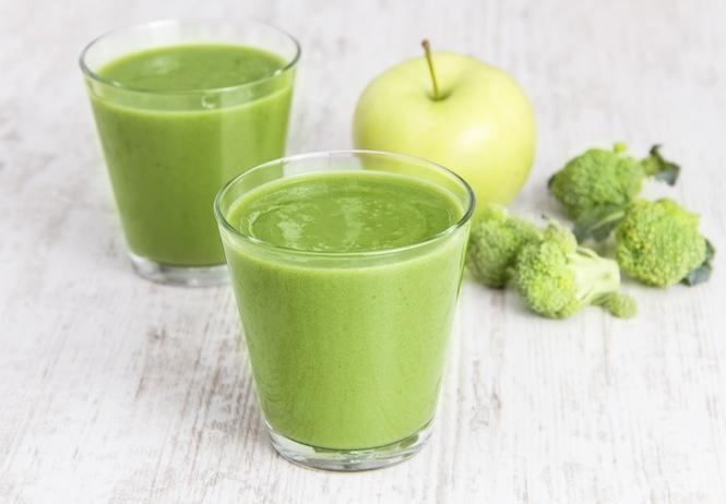 grönsaks smoothie recept